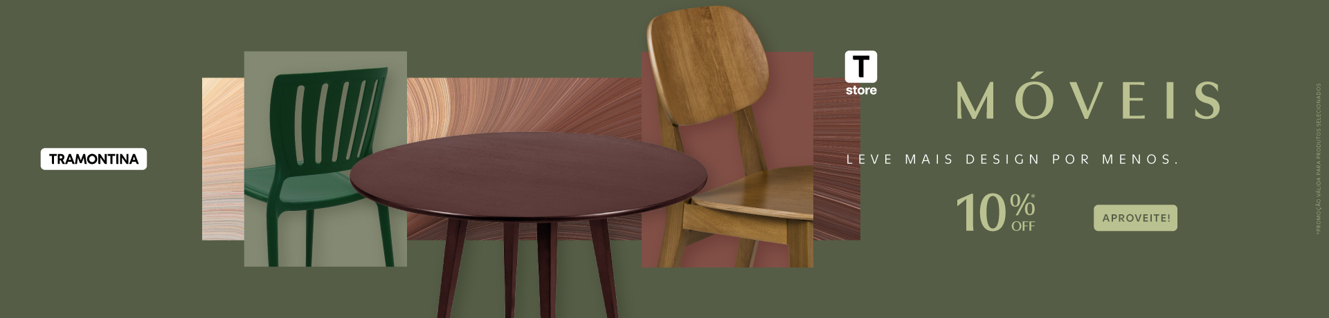 Banner 2 - Mesas e Cadeiras