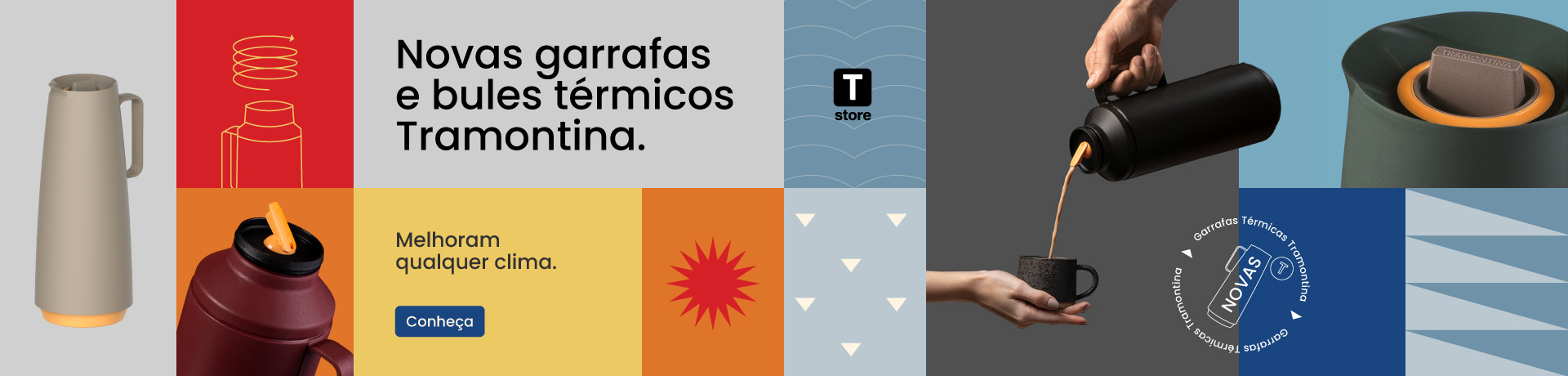 Banner 4 - Garrafas Térmicas