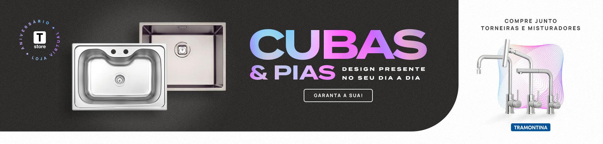 Banner - 8 Cubas